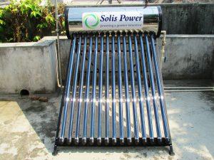 Indian solar growth